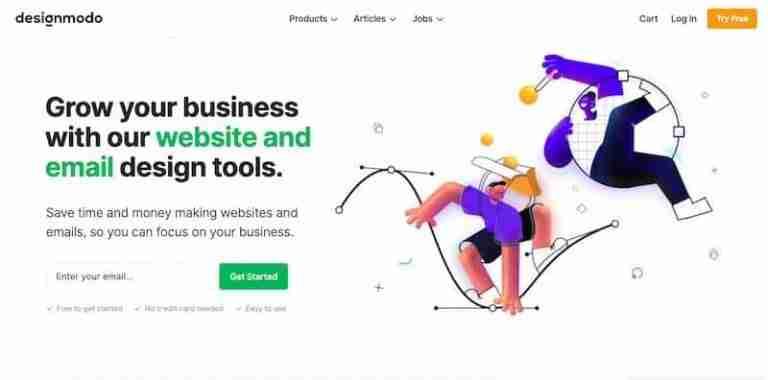 designmodo design tool