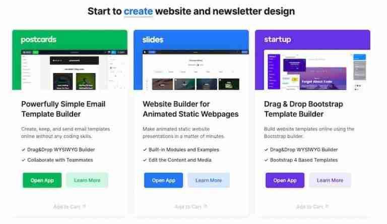 designmodo products