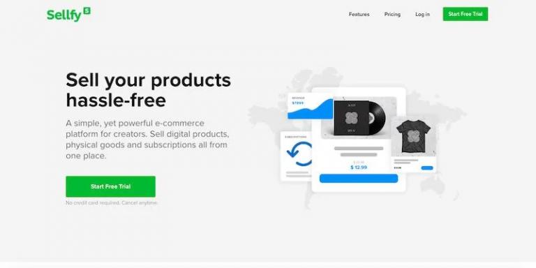 ellfy ecommerce platform