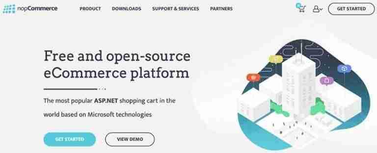 nopCommerce Open Source