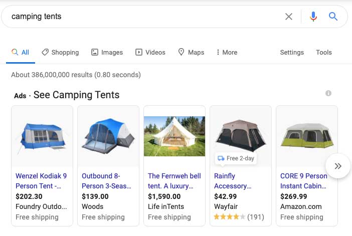 Google-Shopping-Ad