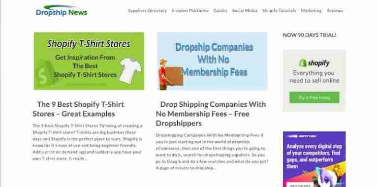dropship-news
