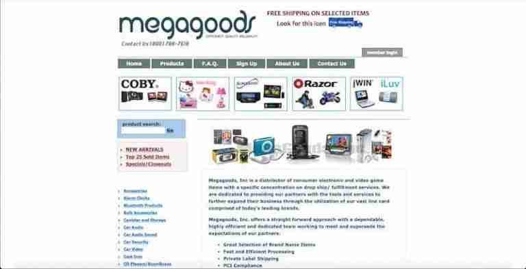 megagoods-dropshipping-platform