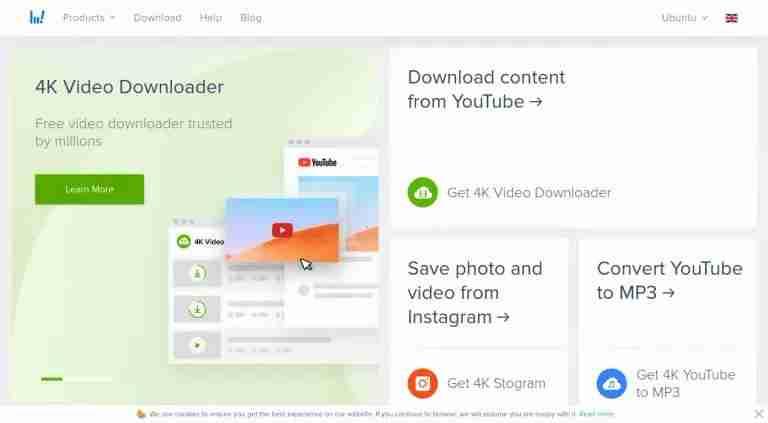 4K-YouTube video downloader