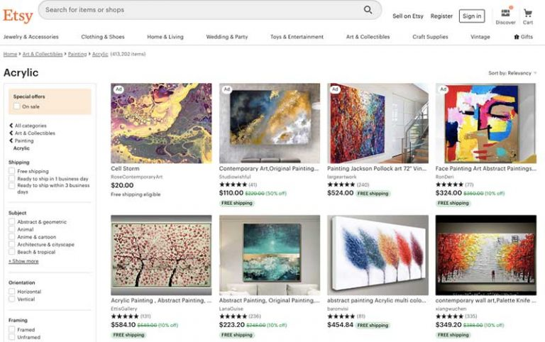 Etsy-Paid-and-Nonpaid-Listings