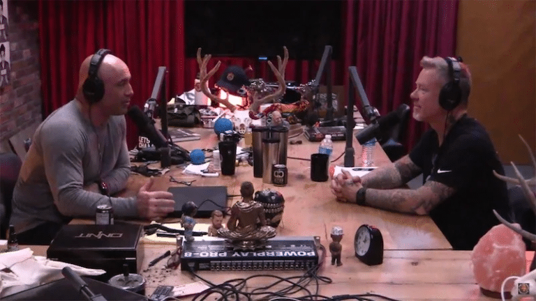 JRE-Podcast