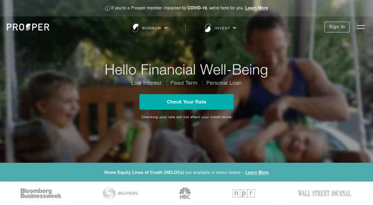 Personal loans made easy Prosper