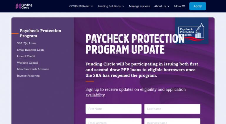 Small Business Financing Funding Circle