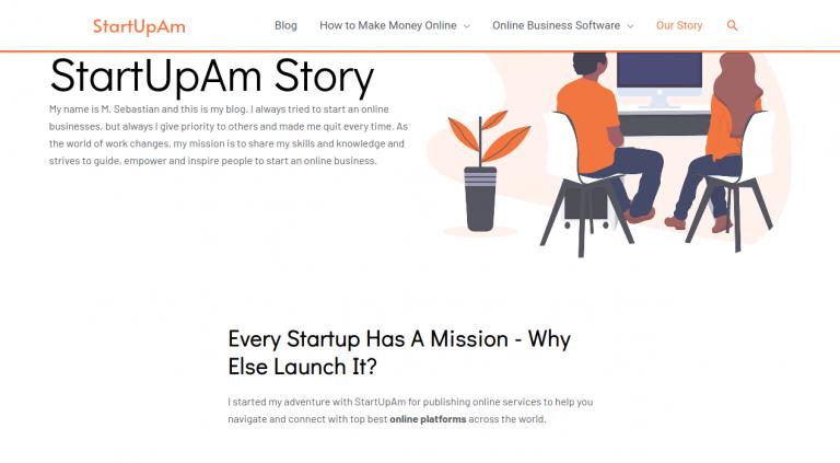 StartUpAM Story - StartUpAm