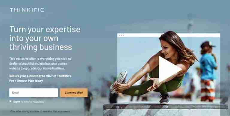 Thinkific-Online-Course-Platform