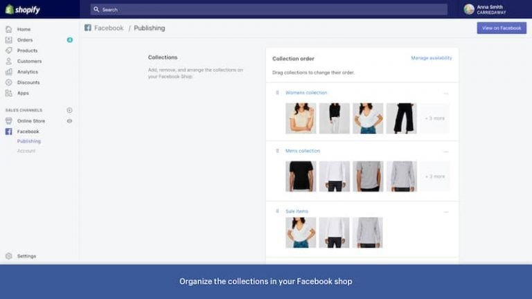 shopify-facebook-buy-product