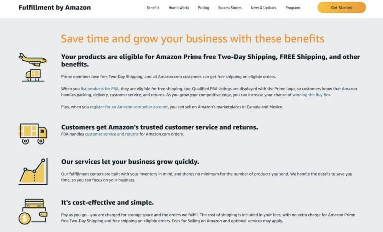 Amazon-FBA-Sign-Up